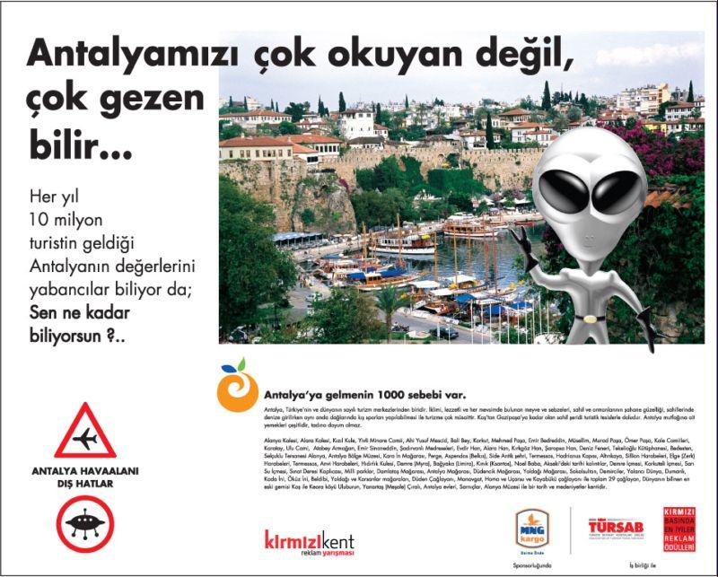 Türkiyenin 5 Yıldızlı şehri Fullantalyacom