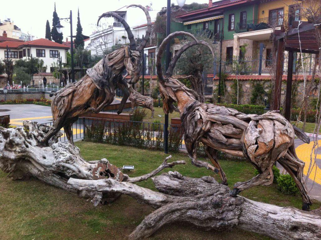Antalya Kaleiçi Parkı